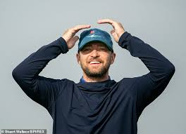 Justin Timberlake Joins Bill Murray And Shane Warne On The