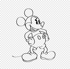 Old Mickey Mouse png images