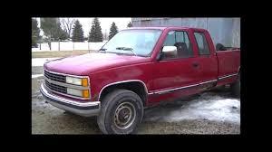 92 Chevy 2500 Derby Truck - Update 1 - 2014 - YouTube