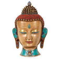 Buddha Head Decor Large Buddha Statues