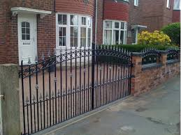garden and driveway gates edinburgh