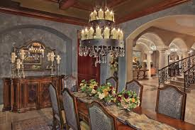 victorian gothic dining room