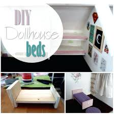 homemade dollhouse furniture. Homemade Dollhouse Furniture Blog Thumbnail Beds Diy Miniature I