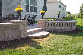 Seating Wall Blocks Patio Walls Ideas Patio Ideas And Patio Design