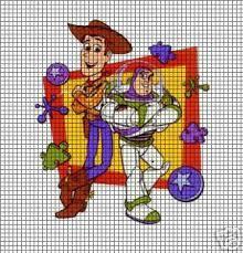 Toy Story Best Friends Crochet Pattern