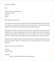 Letter Of Appeal Sample Template Inspiration Reconsideration Letter Template Bezholesterol