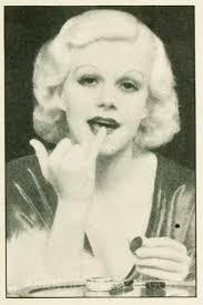 1930s makeup the jean harlow look lips
