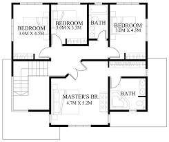 floor plan design. Modern Home Design Plans Best House Floor Plan P