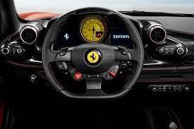 Used 2020 ferrari f8 tributo base. Ferrari F8 Tributo Interior Photos Carbuzz