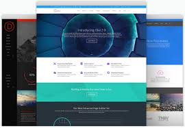 stylish page 30 best one page parallax wordpress themes for stylish single page