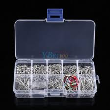 jewellery making tools kit head pins chain findings handmade accessory diy craft