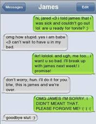 Breakup Texts | Know Your Meme via Relatably.com