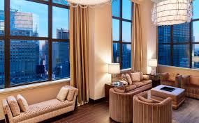 Nyc Penthouses For Parties Sheraton New York Times Square Penthouse Suite