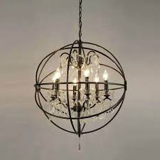ballard designs chandelier orb light orb crystal iron 6 light chandelier orb light fixture design ballard ballard designs chandelier