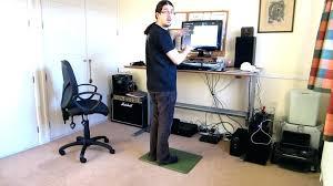 diy sit stand desk ing converter49