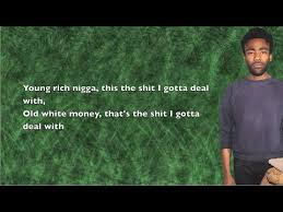 Childish Gambino Quotes Amazing Steve G Lover No Hookahs Ft Childish Gambino Lyrics YouTube
