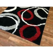 black grey and red rugs outstanding dazzling design red black and gray area rugs unique ideas