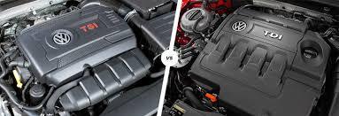 VW Golf GTI vs Golf GTD – battle at the pumps | carwow