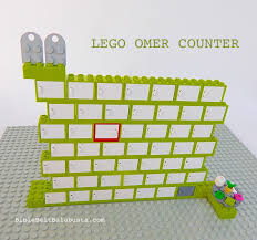 Chart For Counting The Omer Counting The Omer With Children Pj Library