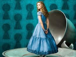 mia wasikowska (Alice k) wallpaper - Alice in Wonderland (2010) Wallpaper  (24243036) - Fanpop