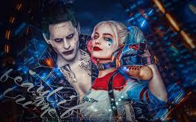 Joker and Harley Quinn Desktop ...