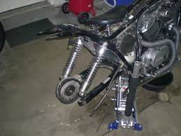 my 1984 honda vt500c bobber project honda shadow forums shadow so now i have removed the rear rim and components
