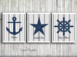 Nautical Decor Easy Nautical Wall Decor For Your To Practice The Latest Home