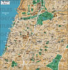 geoatlas  city maps  tel aviv  map city illustrator fully