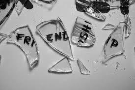 Broken Frienship