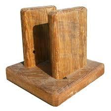kitchen wood furniture. Reclaimed Wood Napkin Holder Kitchen Furniture