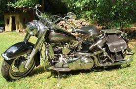 1957 panhead motorcycles for sale