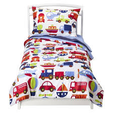 Bacati Toddler Bedding Set - 4pc - Transportation 4pc : Target & Bacati Toddler Bedding Set - 4pc - Transportation 4pc Adamdwight.com