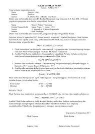 Lowongankerja15.com, lowongan kerja indomaret tingkat sma d3 s1 bulan oktober 2020. Surat Perjanjian Kontrak Kerja Indomaret Gawe Cv
