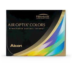 Optix Paper Colour Chart Air Optix Colors