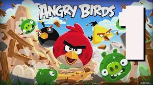 Angry Birds Classic - Episode 1 - Level 1-1 to 1-21 3-Star Walkthrough -  YouTube
