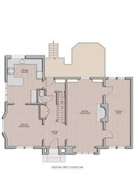 Aging In Place Floor Plans