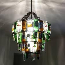 chandeliers top photo oregonlivecom bottom photo hooked on houses liquor bottle chandelier diy liquor bottle