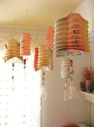 paper lantern lights for bedroom lovely pink and yellow chinese lanterns sf girl by the bay
