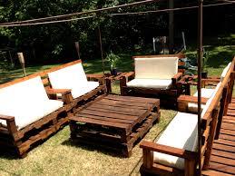 pallet outside furniture. Charming Fascinating Patio Furniture Diy Pallet Outdoor Rustic Allet Luxury Modern Outside