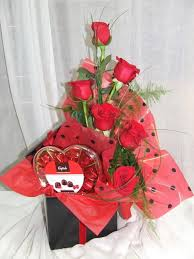 secret love rose gift box sold out