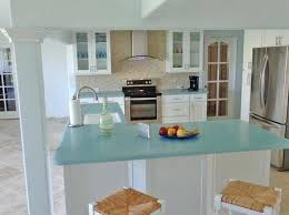 bio glass white kitchen countertops recycled pros and cons glass kitchen island top countertops