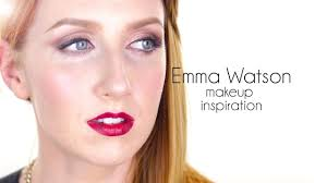 emma watson makeup tutorial you