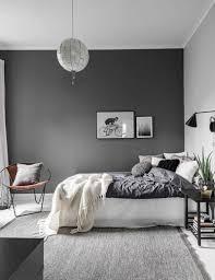 Graue Schlafzimmer Wandfarbe In 100 Beispielen Bedroom Teppich
