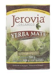 Чай <b>Мате Jerovia Organico 500г</b> — купить в интернет-магазине ...