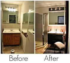 Bathroom Charmingly Attractive Tile Design Ideas With Modern Style - Small apartment bathroom decor