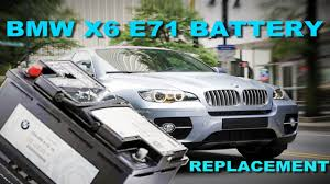 BMW 3 Series used bmw battery : How To Replace The Battery On A 2008-2014 Bmw X6 xDrive35i X5 E71 ...
