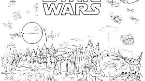 Coloring Pagesstar Wars Coloring Pages Star Wars Coloring Pages Star