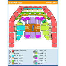 Carrier Dome Basketball Seating Chart Rows Seats Flow Charts