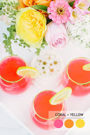 Coral Color Combinations 15 Fabulous Summer Wedding Color Combos