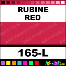 Rubine Red Striping And Lettering Airbrush Spray Paints